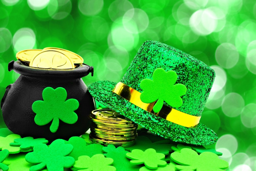 St. Patricks day at Zin!