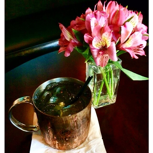 Our Moscow Mules Have Been a Hit! Come Try!
