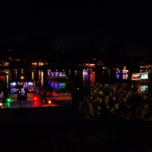 Don't forget about the Westlake Village Holiday Boat Parade!