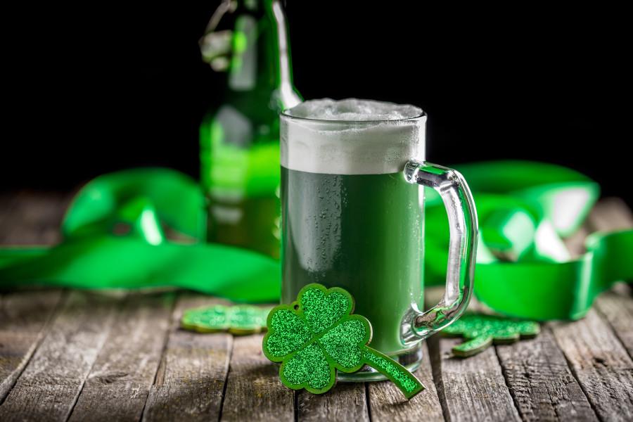 St. Patrick's Day Celebration at Zin!