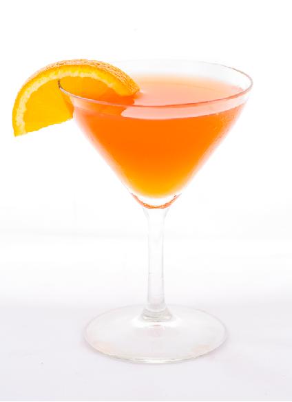 Calabasas Style Magazine Featuring Summery Zin Cocktails